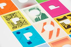 Pop'Set Promotion: Wide range of colorful uncoated paper and board.