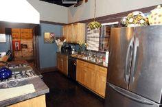 Ghost Whisperer kitchen
