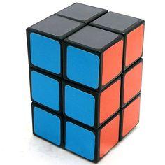 2x2x3 Black Cuboid Cube Twisty Puzzle...