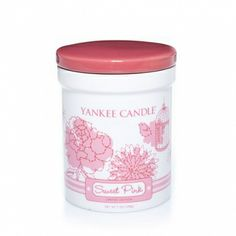 Sweet Pink™ : Dream Garden Ceramic Crock Candle : Yankee Candle