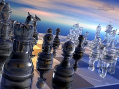 Chess - Teaches you to plan, plot, and think strategy.