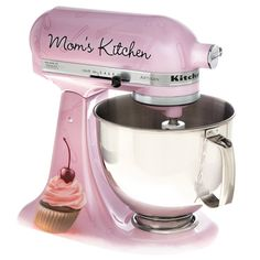 4bc8ecbdacb We have developed a Limited Edition Mom s Kitchen KitchenAid Stand Mixer