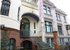 This villa (actually Villa Grisebach on Fasanenstrasse Berlin) is where Aunt Louisa, Uncle William and their three daughters Teresa, Ella and Adela stayed during the spring of 1922. It is where Grace lived for much of that time, sharing a room with Teresa.