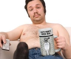 Lazy man's beer mug! (Click for price)