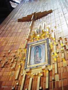 Nuestra Señora de Guadalupe - Our Lady of Guadalupe by lanzero, via Flickr