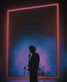 The 1975 Wallpaper, Locked Wallpaper, Matty 1975, Easy Piano Songs, Ok Computer, Matthew Healy, The Entire Universe, Mini Canvas Art, Night Aesthetic