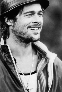 Brad Pitt in Snatch.
