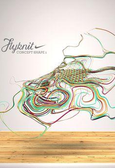 Nike Flyknit 2012 on Behance