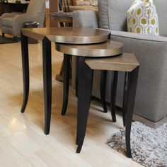 Out and About Side Table  #furniture #desmoines #interiordesign