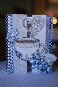 Heartfelt Creations - Coffee Talk - Coffee Talk die
