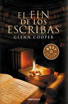 el fin de los escribas-glenn cooper-9788490328194