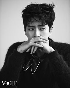 With Cheese in the Trap coming up in January, Park Hae Jin's visibility in the media has increased again. He appears in the December issue of Vogue Korea, and this might just be one of many m…