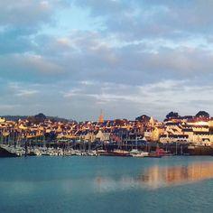 Port de Tréboul au petit matin #Douarnenez #myfinistere #Finistère #Bretagne #bzh #instagood #harbour #paysage #landscape