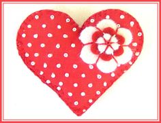 Jolion Happy Heart Red with Dots | Flickr - Photo Sharing!