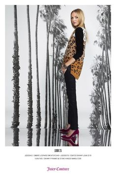 Another nice animal print.  Very comfy and chic.
