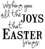 Catalog: Easter - Verses Rubber Stamps verses Shopping wishes messages Easter Card Sayings, Easter Verses, Easter Scriptures, Easter Messages, Easter Quotes, Easter Wishes, Easter Gifts For Kids, Easter Ideas, Easter Drawings