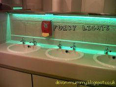 Devon Mummy- The Play Cafe Torquay Toilets