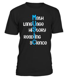 "# MUSIC math language history reading science T-Shirt .  Special Offer, not available in shops      Comes in a variety of styles and colours      Buy yours now before it is too late!      Secured payment via Visa / Mastercard / Amex / PayPal      How to place an order            Choose the model from the drop-down menu      Click on ""Buy it now""      Choose the size and the quantity      Add your delivery address and bank details      And that's it!      Tags: All the important subjects are…"