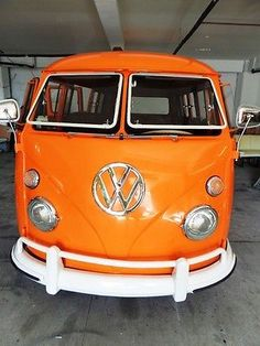 RARE 1965 VW SAFARI 13 WINDOWS BUS