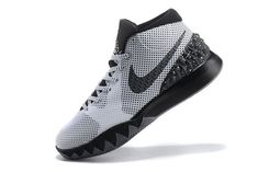 best website 072ed c3310 Nike Kyrie 2 Shoes · Arrival Kyrie 1 BHM White Black Dark Grey 718820 100  Black History Month Discount Sale Basketball