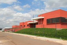 Na imagem, escola de 1ª a 4ª série na Moradias Corbélia. Foto: Rafael Silva/COHAB