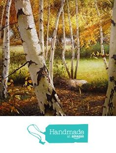 The birch forest in autumn-Oil painting-Hand painted original landscape painting-Artwork for Home Decor-Order scenery paintings on canvas-Custom original painting-111 from SunBirdArts http://www.amazon.com/dp/B01AK5YJ88/ref=hnd_sw_r_pi_dp_.ipOwb1M40AMB #handmadeatamazon
