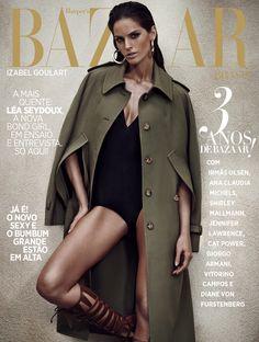 Glossy Newsstand: HAPER'S BAZAAR BRAZIL NOVEMBER 2014