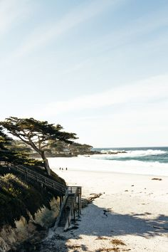 Where to stay, eat, drink, shop in Carmel–my favorite little beach escape... perfect for long walks with our @UPPAbaby #UPPAbaby #UbCRUZ