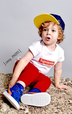 #DECLAN in h&m, dave & bella, we are little giants, puma #cmnyphoto