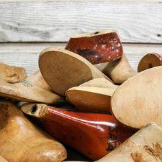 Wooden Shoe Lasts