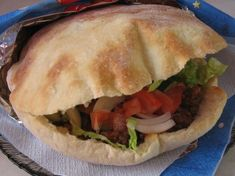 Sandwiches, Tacos, Salt, Food And Drink, Mexican, Bread, Ethnic Recipes, Brot, Salts