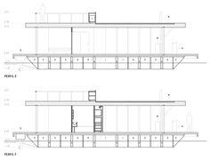 Floatwing floating house by Friday