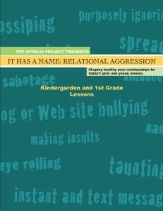 Free Relational Aggression Bullying Lesson Plans #bullying