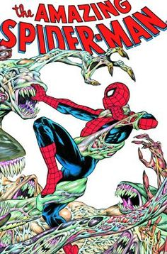 The Amazing Spider-Man: Hooky *Copper Age / Marvel Comics Graphic Novel* Comic Book Covers, Comic Books Art, Book Art, Marvel Comic Character, Marvel Characters, Marvel Heroes, Marvel Comics, Spiderman Classic, Marvel Graphic Novels