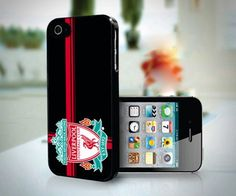Liverpool Footbal Club Logo design for iPhone 4 or 4s case