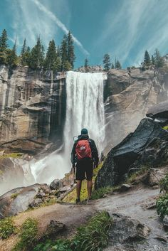 wnderlst:  Yosemite National Park | Baris Parilda