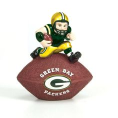 GREEN BAY PACKERS FOOTBALL PLAYER DESK NFL FIGURE NEW HEAVY GREAT GIFT
