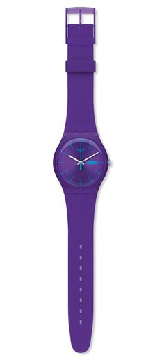 Purple Rebel Swatch from Abu Dhabi in 2013.