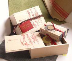 slide top soap gift box