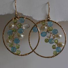 Hoop + Wire Earrings