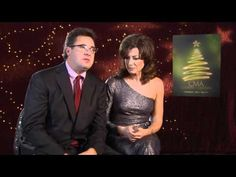 "Beautiful duet by Amy Grant & Vince Gill ""Mary did you know?"" ~ Merry Christmas everyone!"