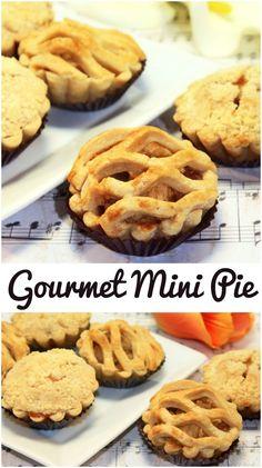 Mini Pies and Mini T