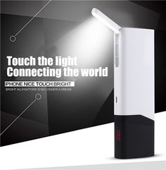 Power Bank 10400mAh USB External Mobile Backup Powerbank Portable Battery for iPhone iPod iPad mobile Phone