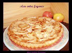 TARTA DE MANZANA | Cocina Fresh Peach Pie, Apple Pie, Ethnic Recipes, Desserts, Food, Crack Cake, Salads, Dishes, Recipes
