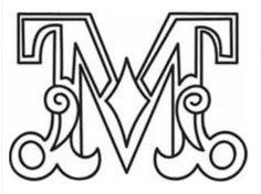 197 mejores imágenes de letras medievales | Fonts, Hand lettering