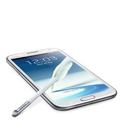 Samsung Galaxy Note II since December 2012 - even though you are scratched - I love you - kiss x
