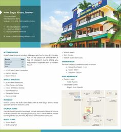 Sagar Kinara is one of the popular budget hotels in malvan beach locality, amongst other sindhudurg hotels, equipped with ac rooms & restaurant.