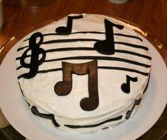 40 schmackhafte Musik Torten fr echte Musikliebhaber und