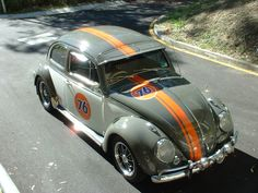 A Volkswagen is Ferdinand Porsche, Vw Modelle, German Look, Automobile, Kdf Wagen, Vw Classic, Vw Vintage, Busse, Vw Cars