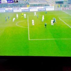 #AtalantaPalermo 1-0 #Denis #Atalanta